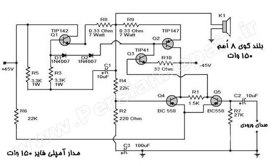 amplifier-PersianRepair