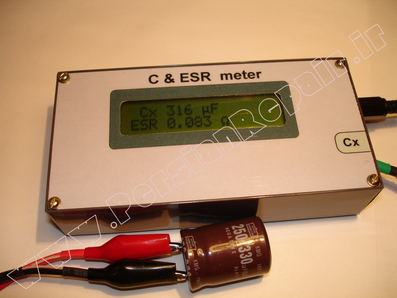 esr meter-PersianRepair-1