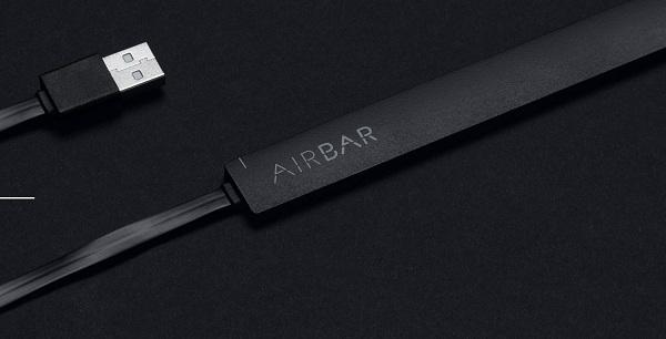 با AirBar صفحه نمایش لپ تاپ خود را لمسی کنید!!!
