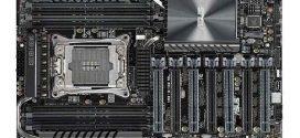 با ابر مادربرد X99-E 10G WS ایسوس، سیستم رویاهایتان را بسازید!