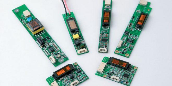 نقشه و سرویس منوال تعمیر اینورتر مانیتور LCD
