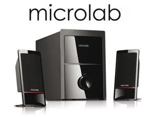 نقشه انواع اسپیکرهای Microlab